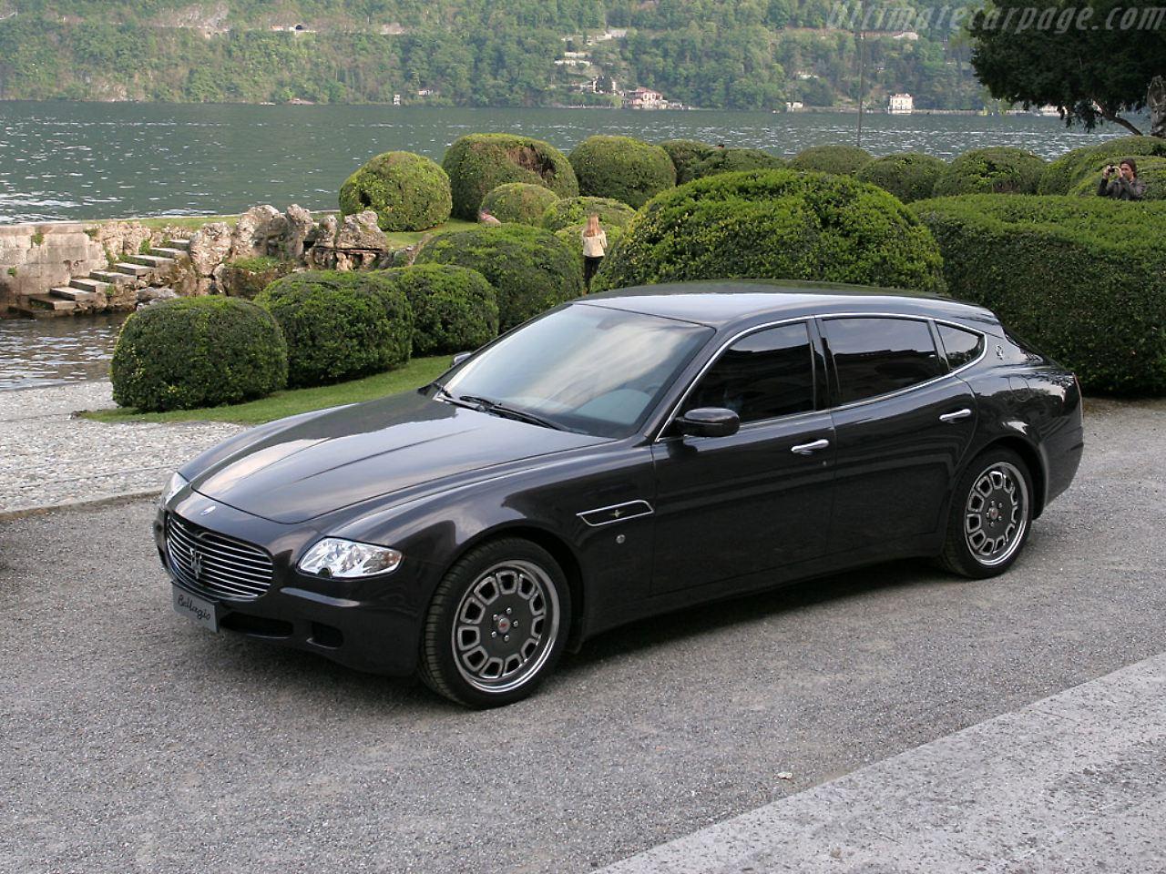 Maserati Bellagio Touring