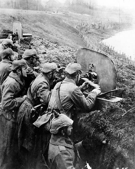 La Grande Guerre. The Great War. De Grote Oorlog - der große Krieg.