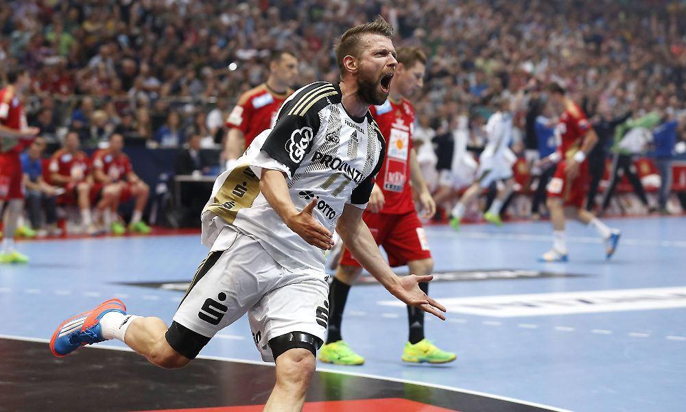 Flensburg Kiel Handball