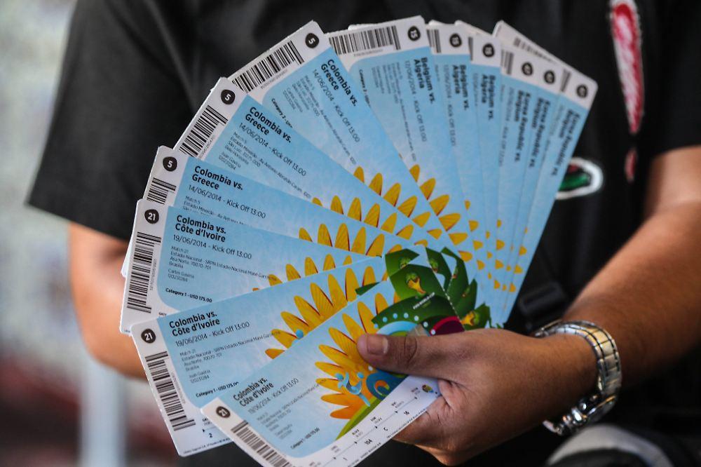 Билеты на ЧМ-2018 будут стоить для россиян от 1280 рублей