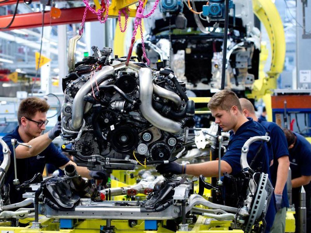 Wenn verbrennungsmotoren wegfallen e mobilit t gef hrdet for Mercedes benz germany careers