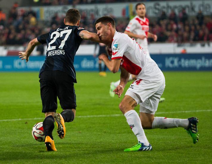 Köln - Hertha BSC 1:2