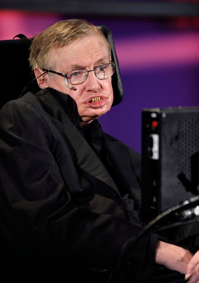 Stephen Hawking Gott