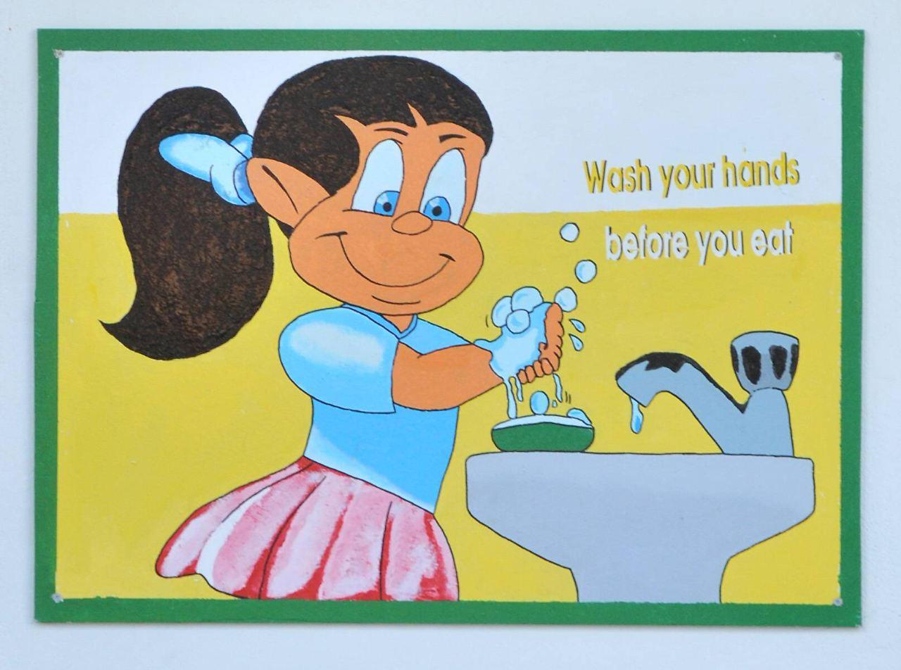 Frage & Antwort, Nr. 356: Schützt Händewaschen vor ...