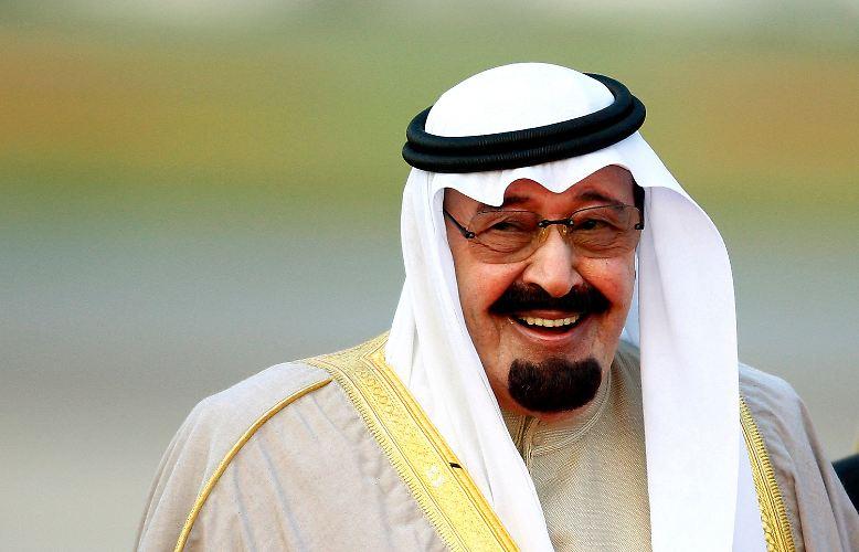 Der König von Saudi-Arabien, Abdullah bin Abdul Aziz Al-Saud, ist tot.
