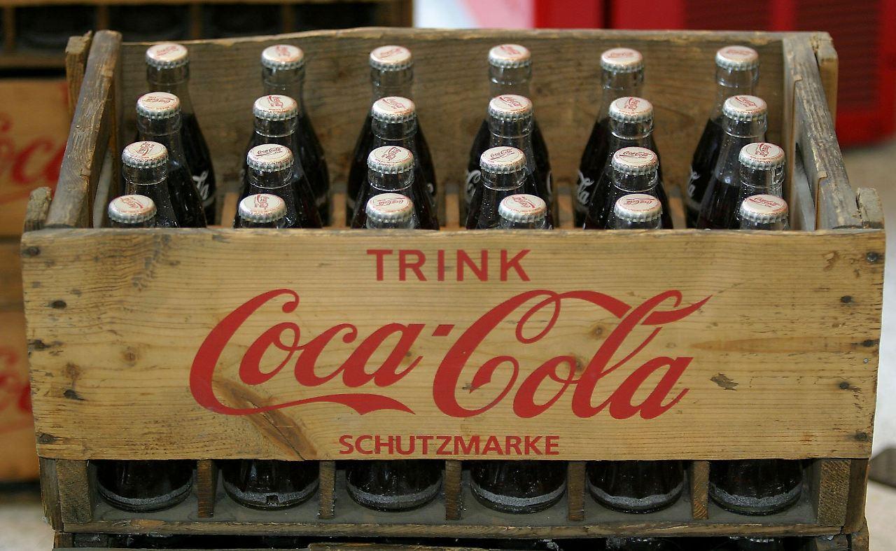 Deutsche AG geht in neuer Firma auf: Europäische Coca-Cola-Abfüller ...