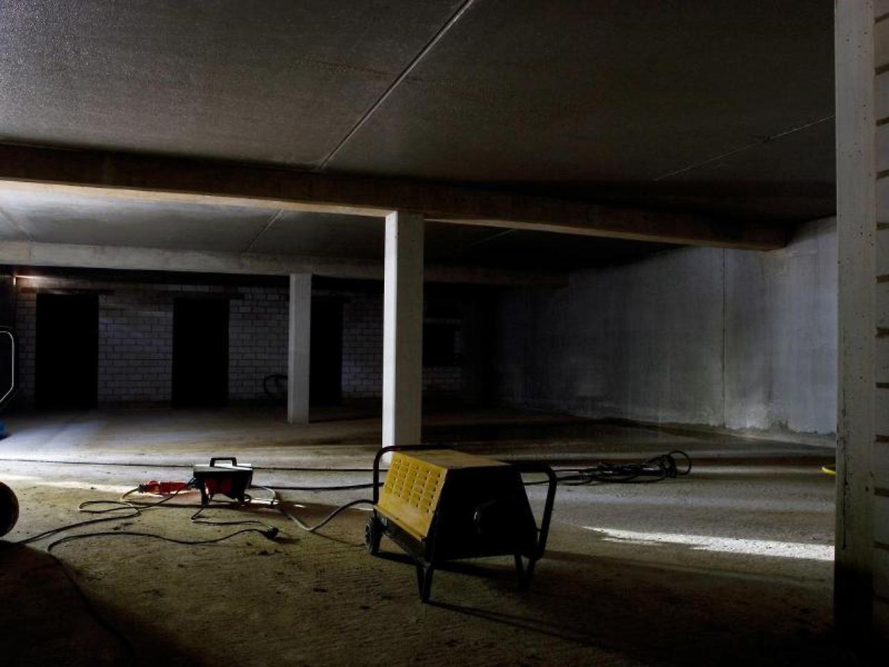 Blickfang Moderne Wände Ideen Von Ein Feuchter Keller Ist Oft Baubedingt. Häuser