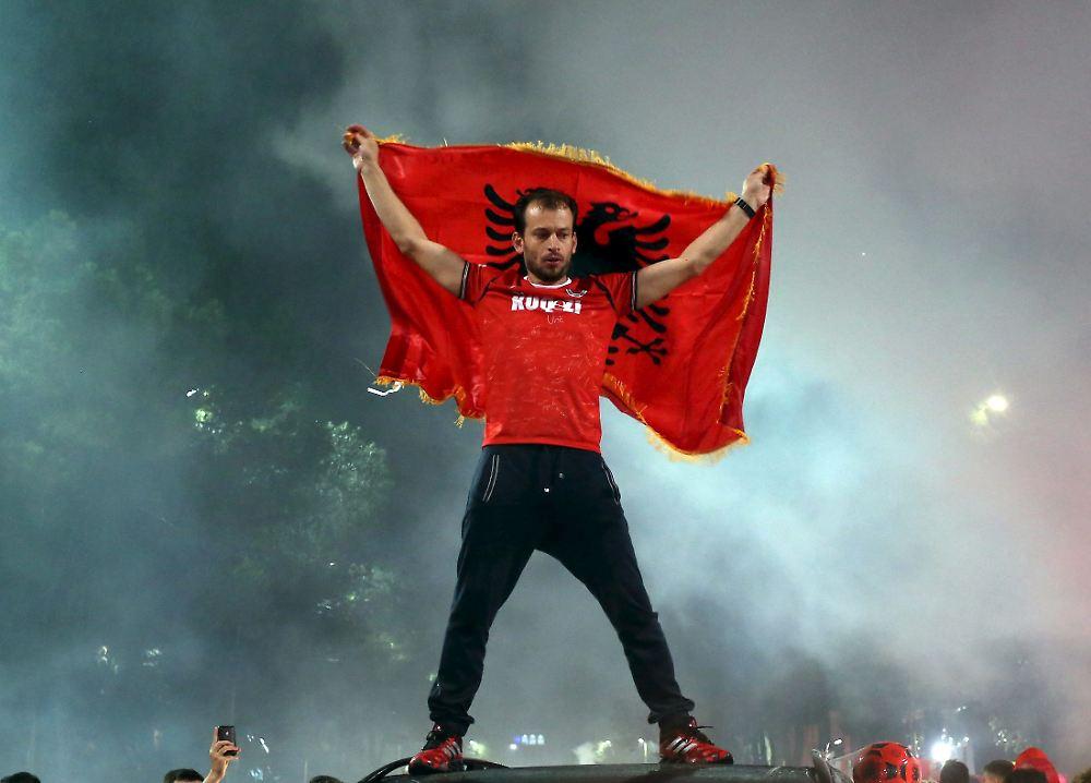 albanien em qualifikation