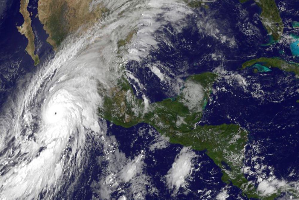 Hurrikan Mexiko Aktuell