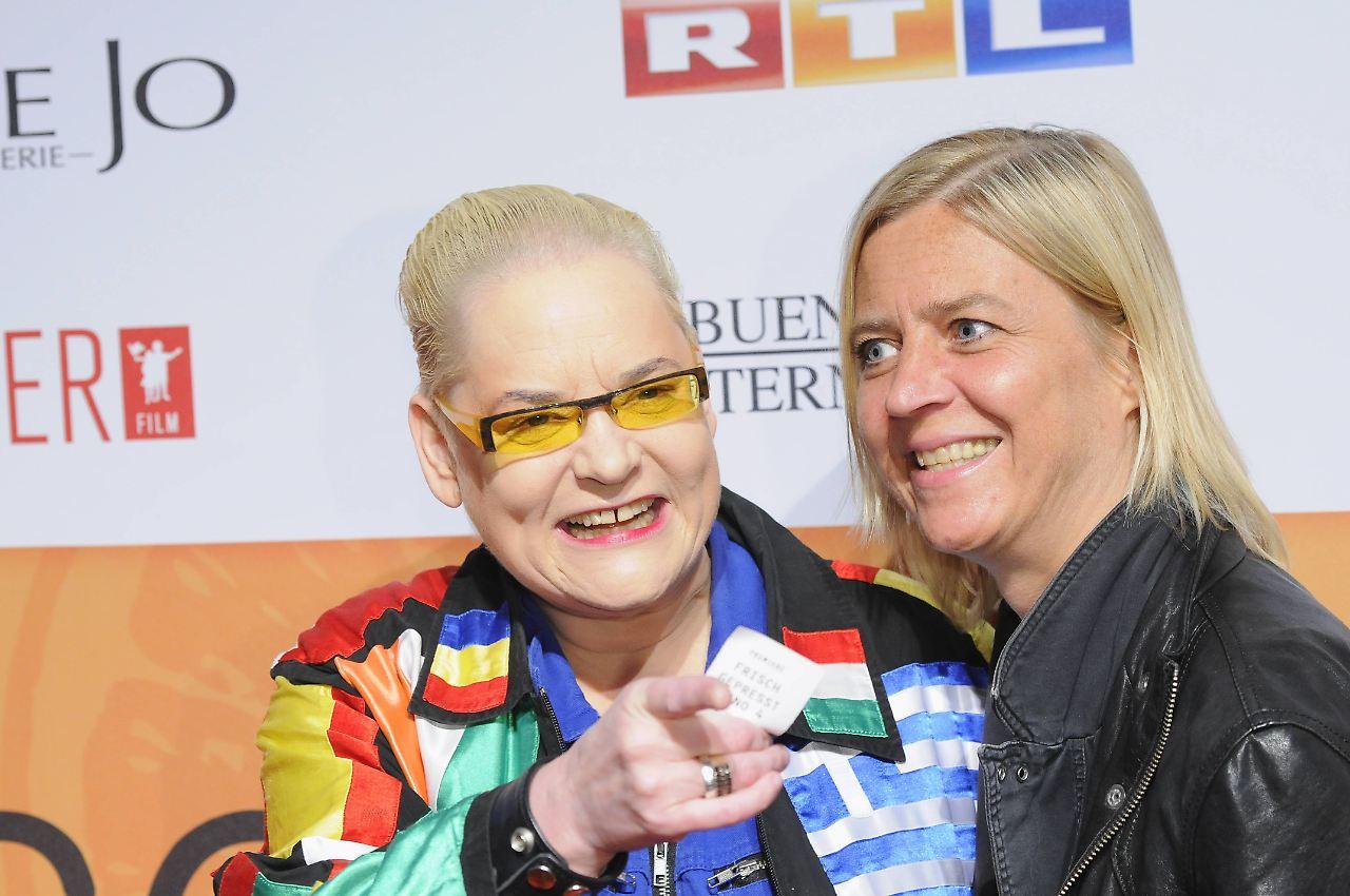 Hella Von Sinnen Und Cornelia Scheel Glamour Paar Trennt