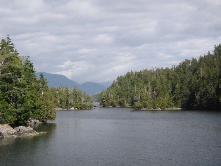 Deering Island Vancouver