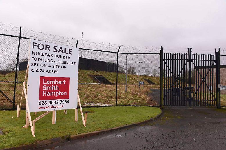 Die Immobilie, die in Nordirland derzeit zu haben ist, ist wirklich etwas ganz Besonderes.