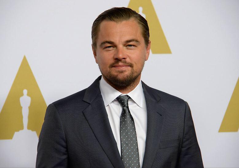 Alle Augen auf Leonardo DiCaprio. Kriegt er den Oscar? Oder geht er wieder leer aus?