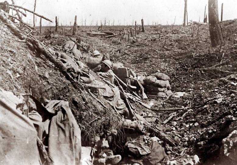 Kein anderes Ereignis steht so sehr für das Grauen des ersten Weltkriegs wie die Schlacht von Verdun.