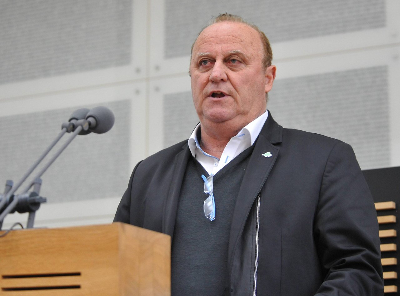 Innenminister Saarland