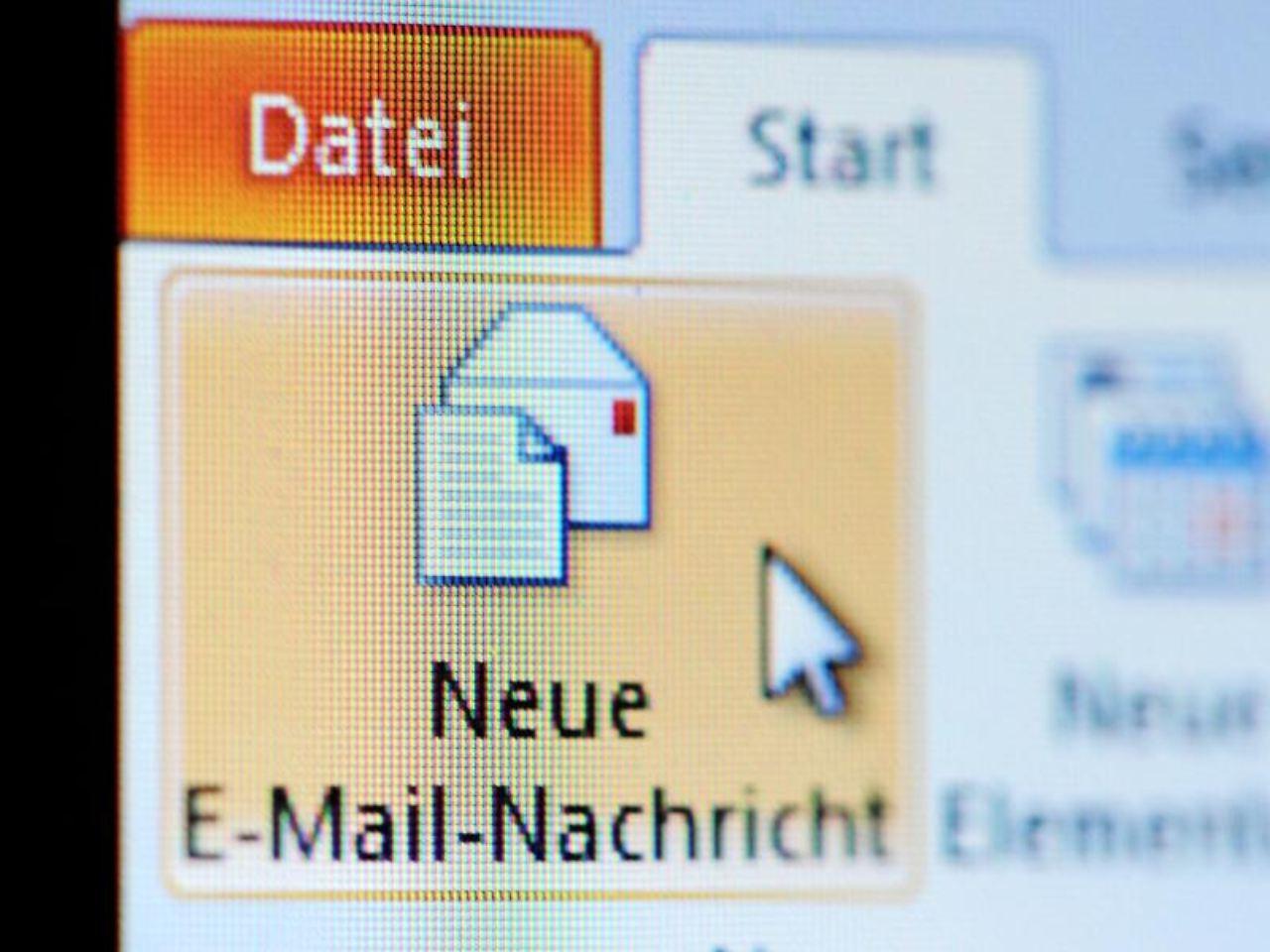 Wie viel Titel verträgt ein Brief oder eine E-Mail?
