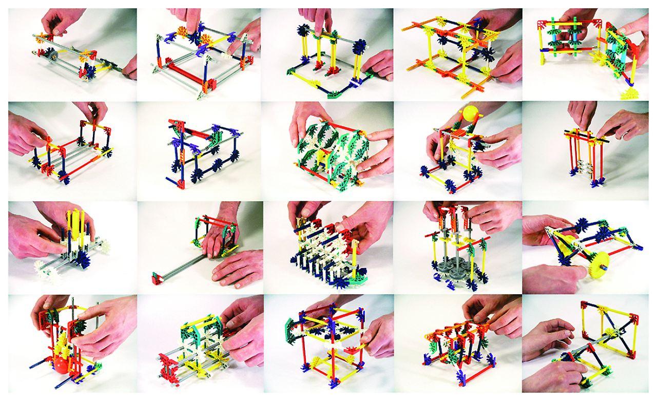 Versuchsobjekte aus kinderspielzeug neues bleibt mit