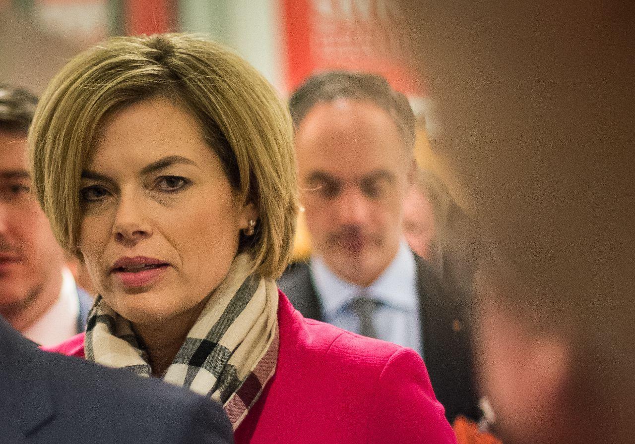 zweimal gescheitert wie geht es weiter fr julia klckner - Julia Klckner Lebenslauf