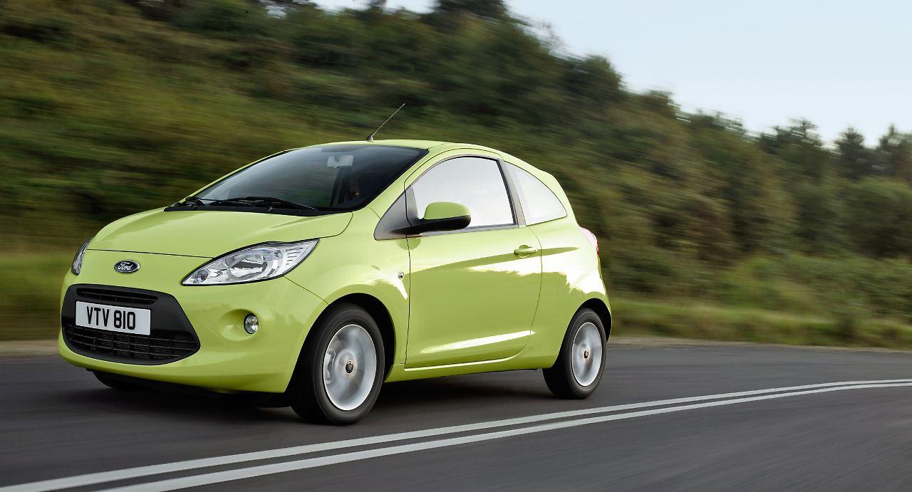 Gebraucht Nicht Risikofrei Ford Ka Hat Tuckische Fiat Gene