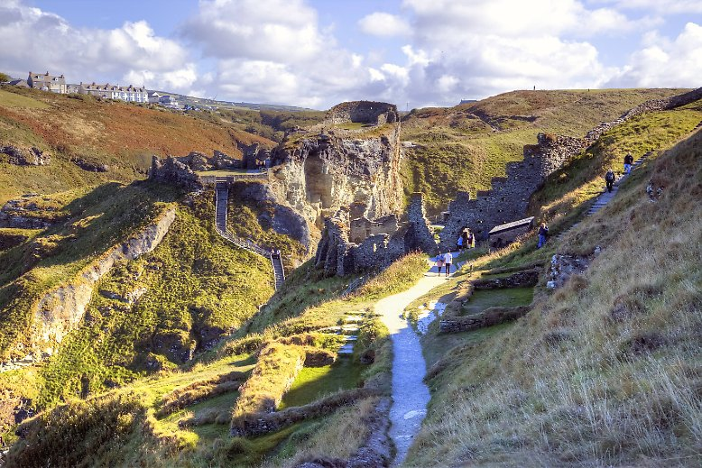 Begeben wir uns auf eine kleine Reise durch das Vereinigte Königreich. Wir beginnen im Südwesten Englands.