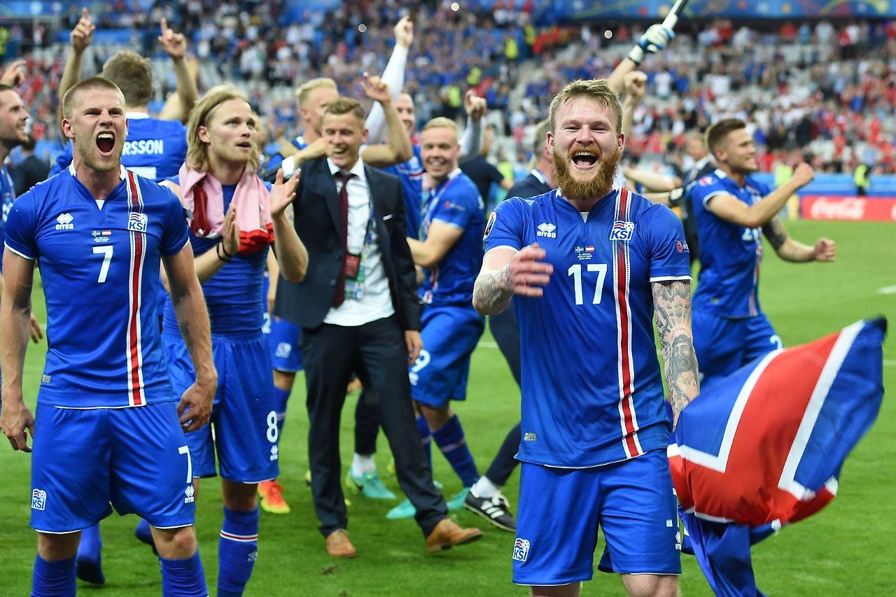 isländischer reporter