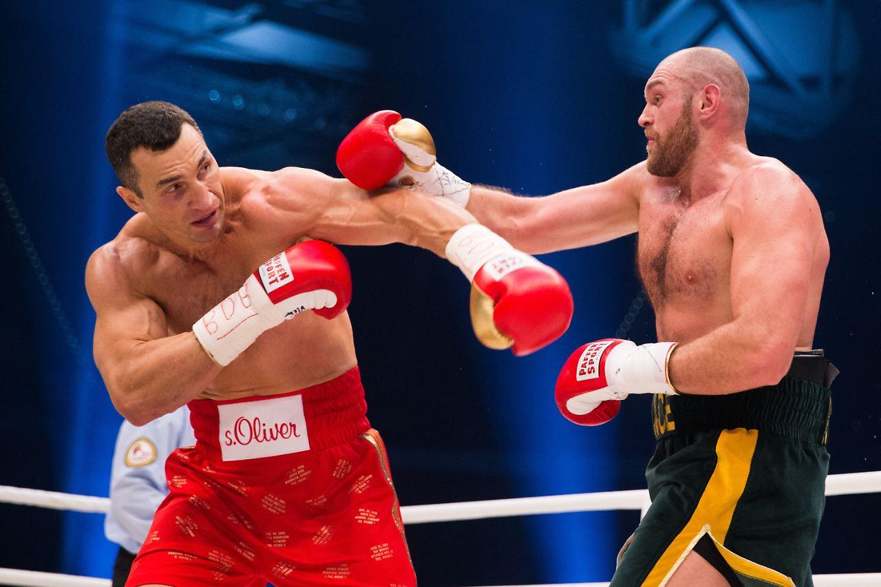 Tyson Boxkampf