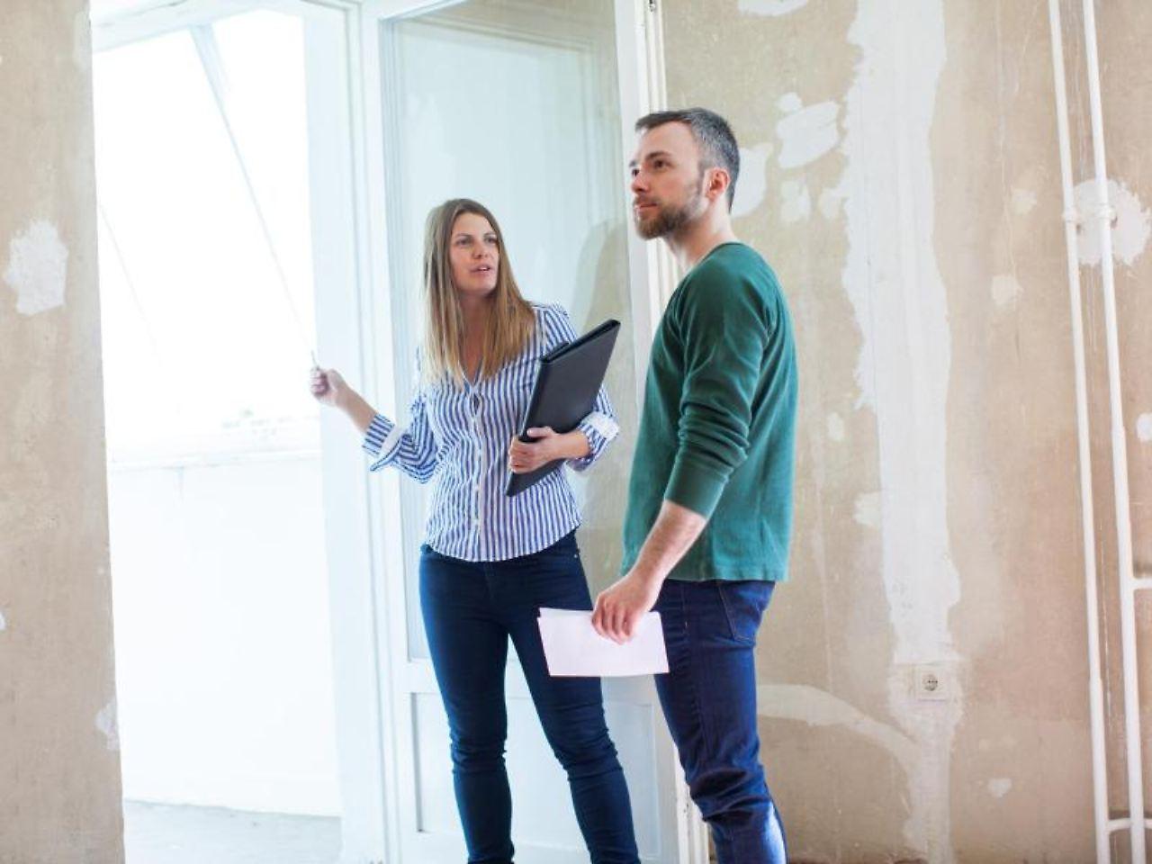 blo nicht nerven verhalten bei der wohnungsbesichtigung. Black Bedroom Furniture Sets. Home Design Ideas
