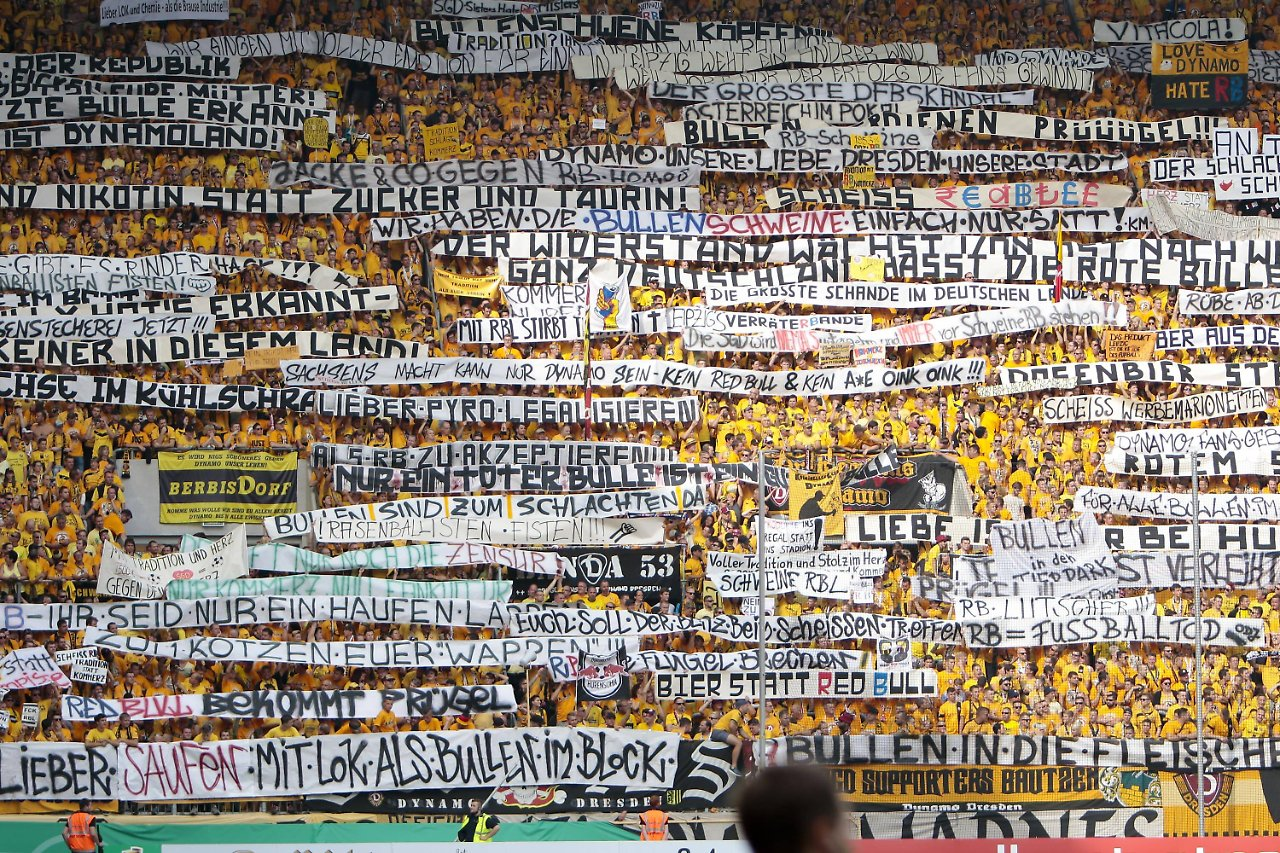 Rb Leipzig Dynamo Dresden Live