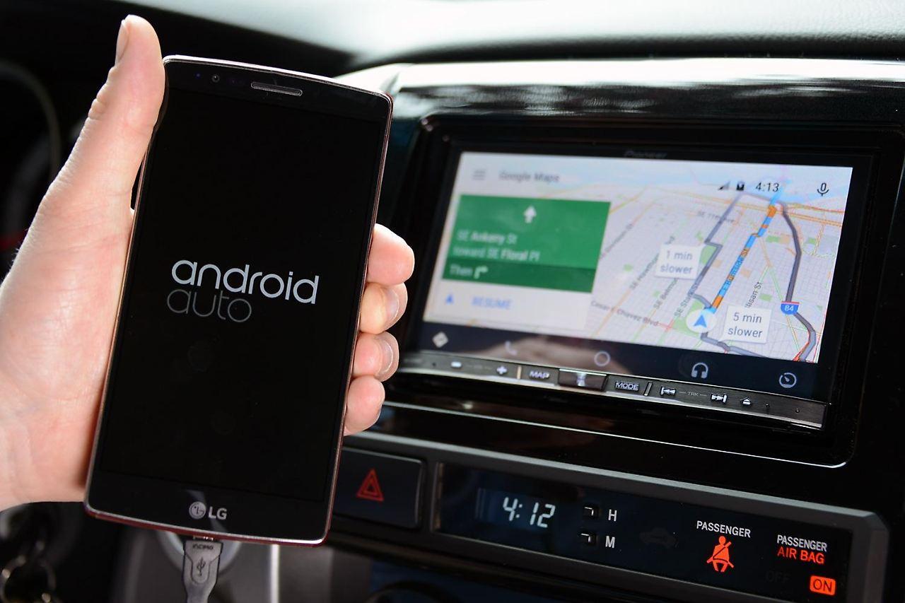 f r 30 l nder verf gbar android auto jetzt zum nachr sten n. Black Bedroom Furniture Sets. Home Design Ideas