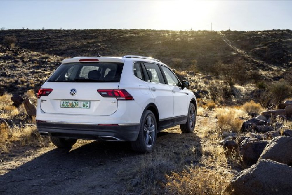 Detroit Motor Show 2017: VW Tiguan Allspace wächst auf Tuareg-Maß