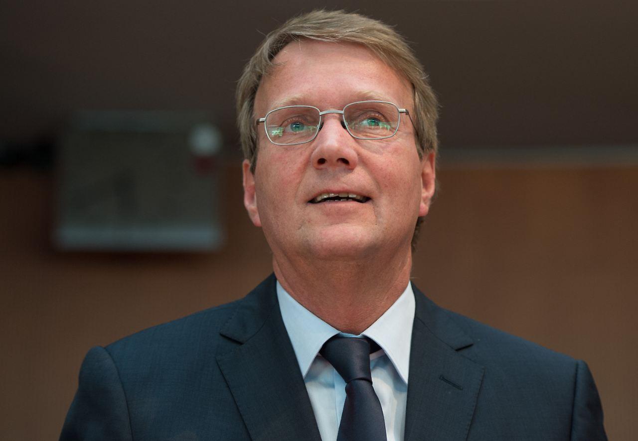 Ronald Pofalla Freundin
