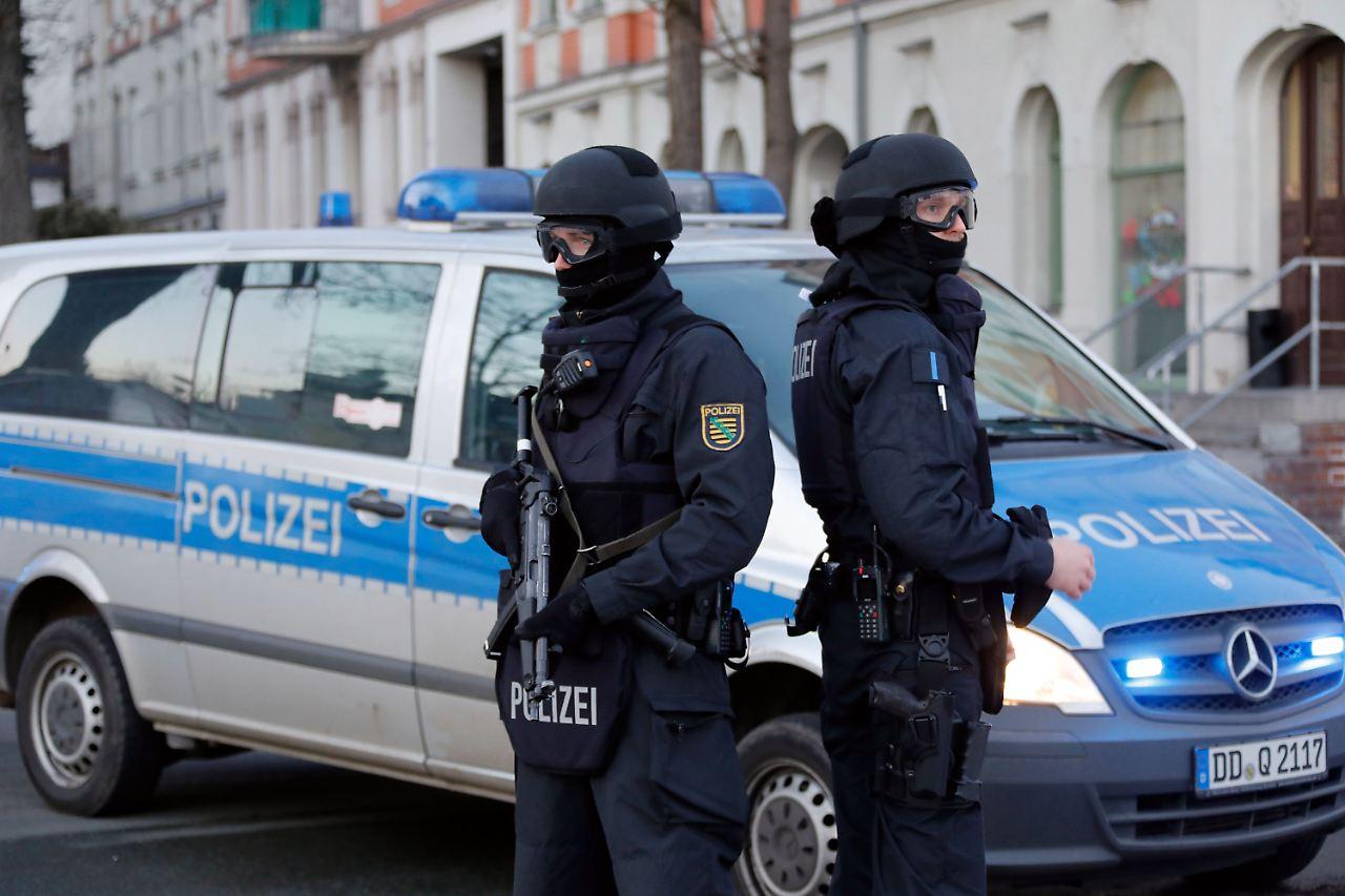 Der erste Chemnitzer Terrorfall: Dschaber al-Bakr