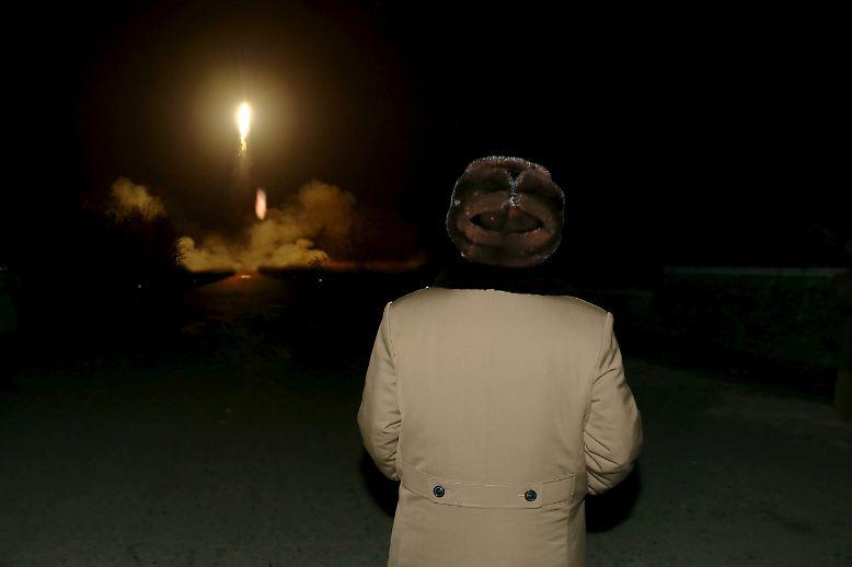 Er wäre nicht der erste, dessen Kritik und Drohungen in Pjöngjang schlichtweg ignoriert werden.
