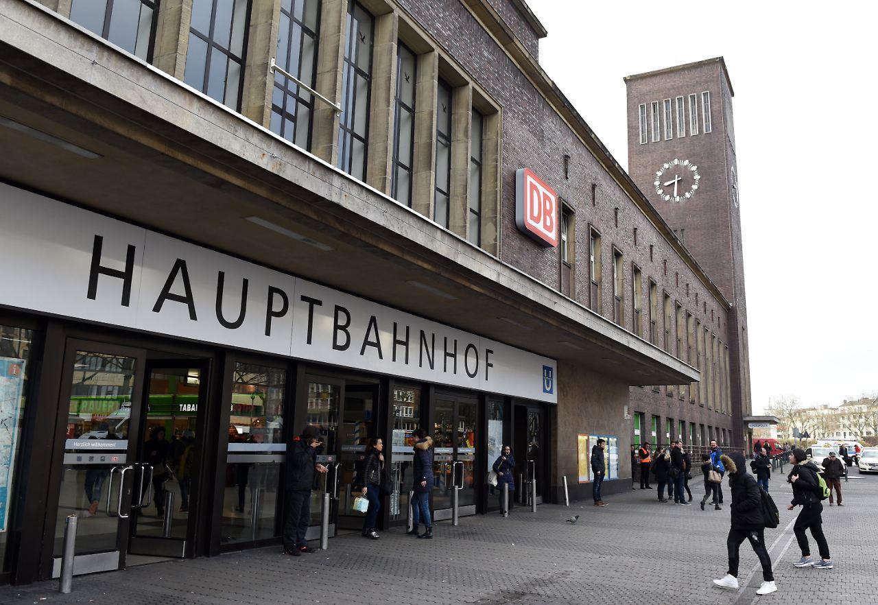 Schüsse In Düsseldorf