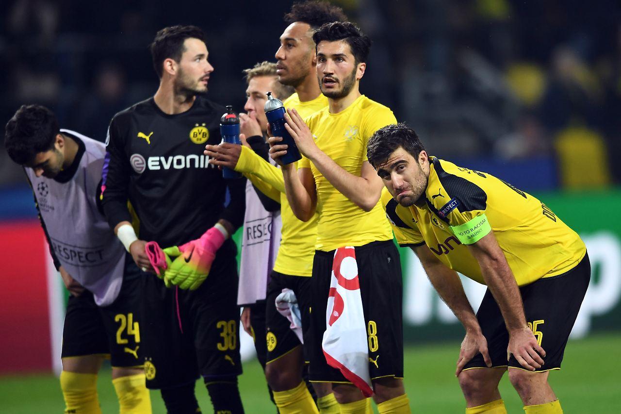 BVB: Nuri Sahin gibt nach Spiel gegen Monaco emotionales Interview