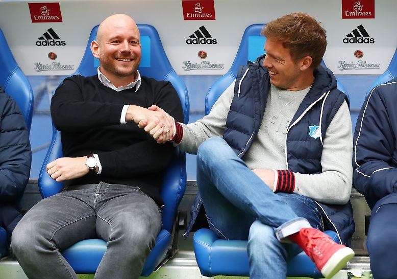 attraktivster Manager der Liga …