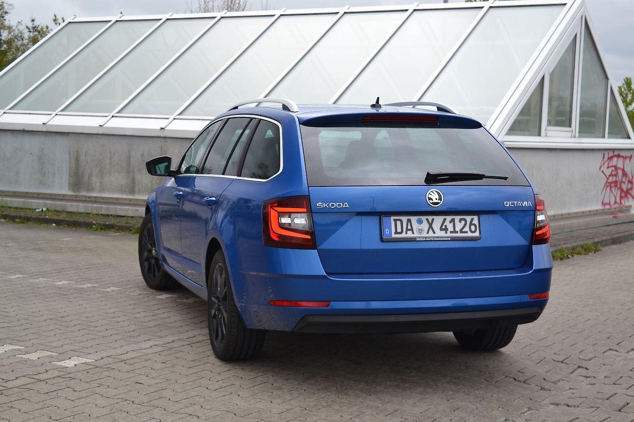 Škodas Dreizylinder im Test: Octavia 1.0 TSI - der Große mit dem ...