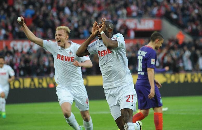 1. FC Köln - SV Werder Bremen 4:3 (3:2)