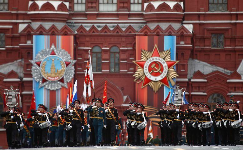 Die Sowjetunion lebt.