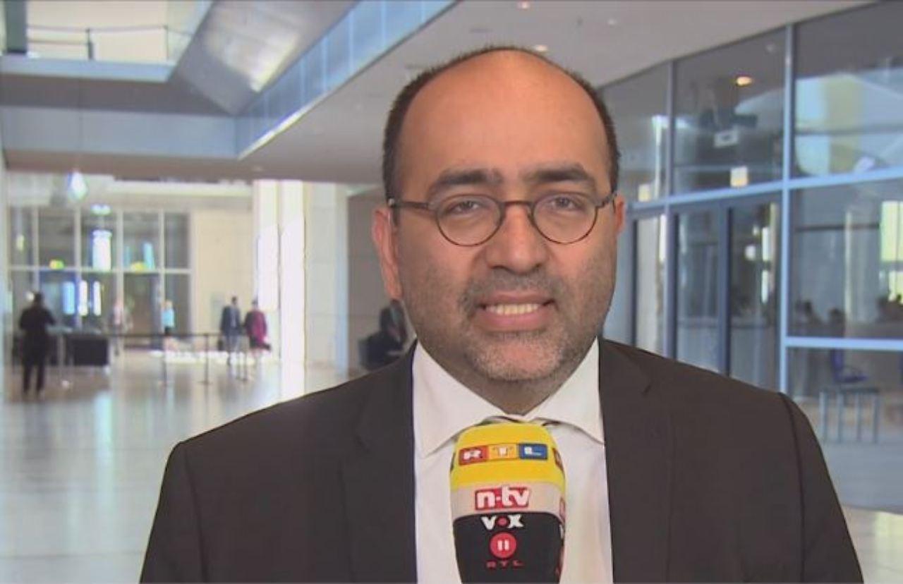 Omid Nouripour ist außenpolitischer Sprecher der Grünen-Fraktion im Bundestag