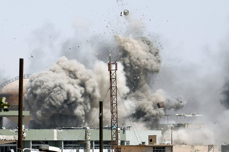 Im Oktober 2016 beginnt die Offensive der irakischen Armee gegen die Dschihadistenmiliz Islamischer Staat (IS) in der zweitgrößten Stadt des Landes - Mossul.