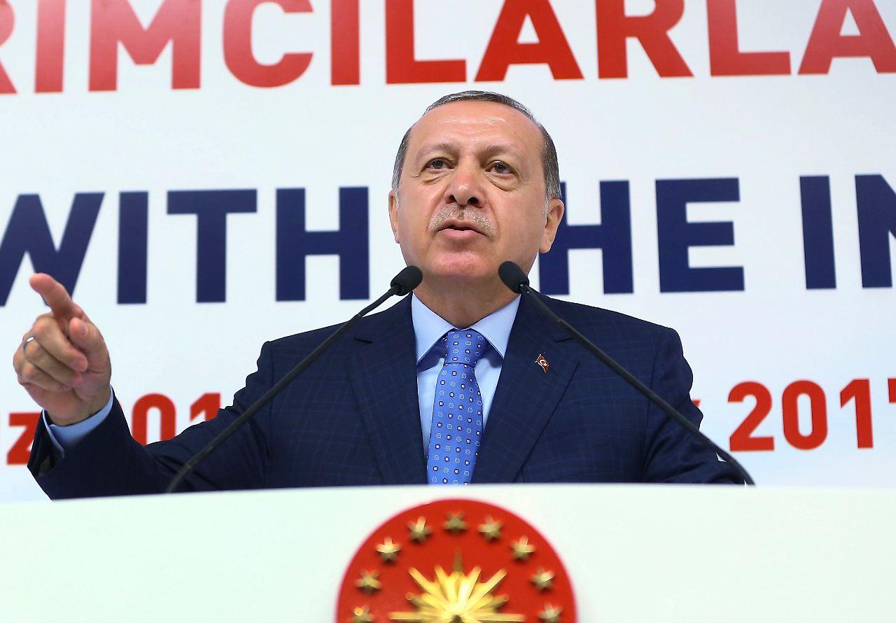 Wenn EU Türkei-Beitritt ablehnt, aktivieren wir Plan B