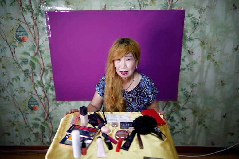 Sie ist einer der größten Youtube-Stars Südkoreas: ...