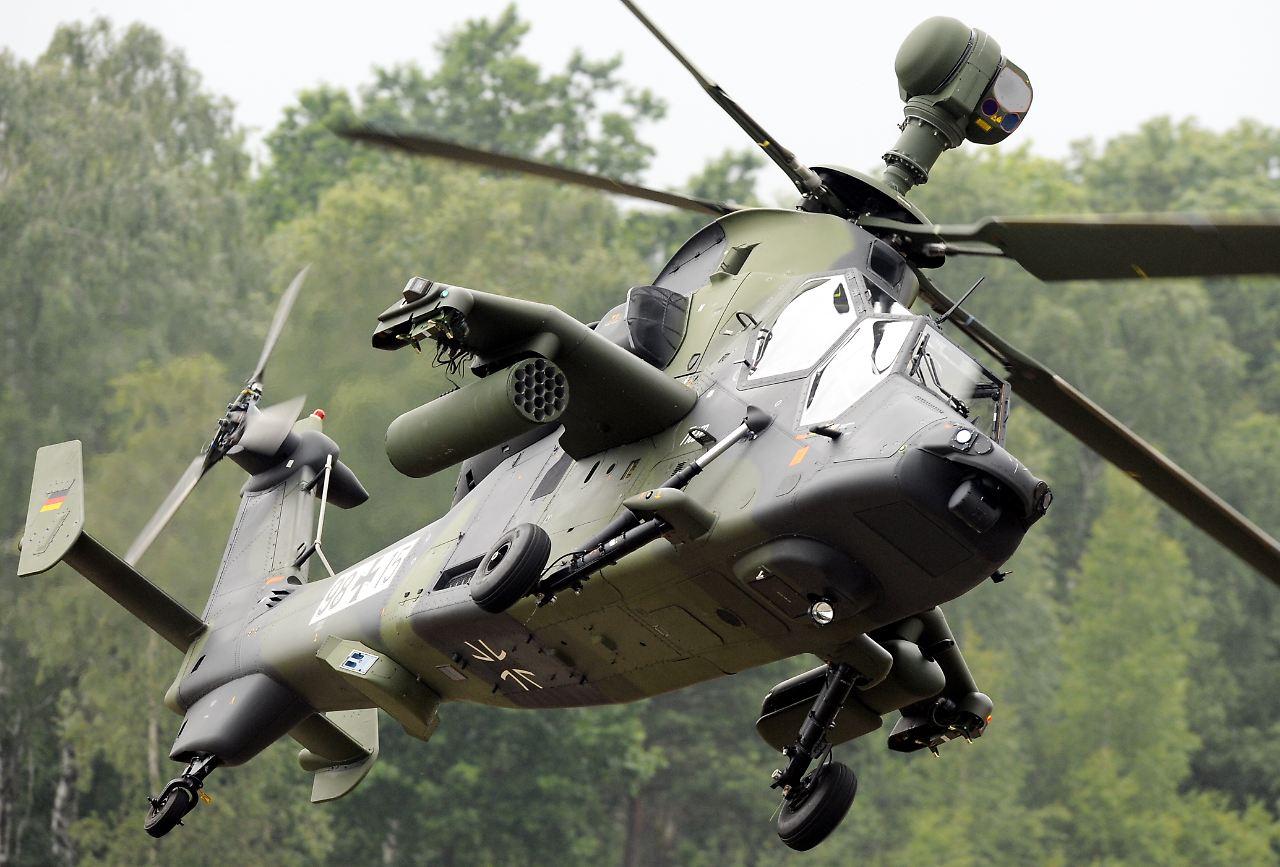 Bundeswehr Hubschrauber Mali