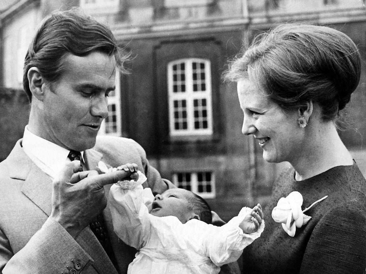 Ehekrach in der Öffentlichkeit: Prinz Henrik lästert über Königin Margrethe von Dänemark