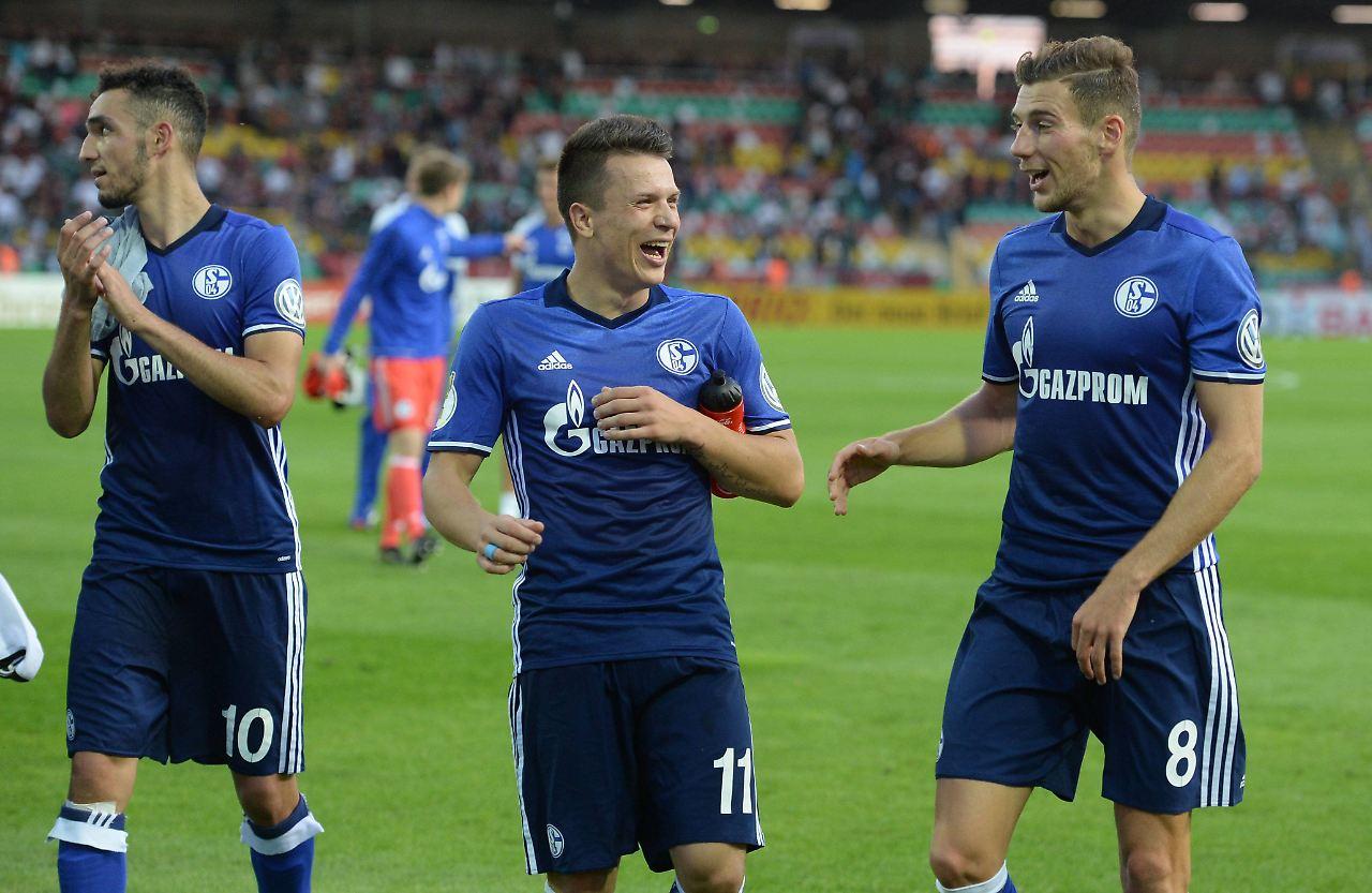 Goretzka: Schalke geht an die Schmerzgrenze