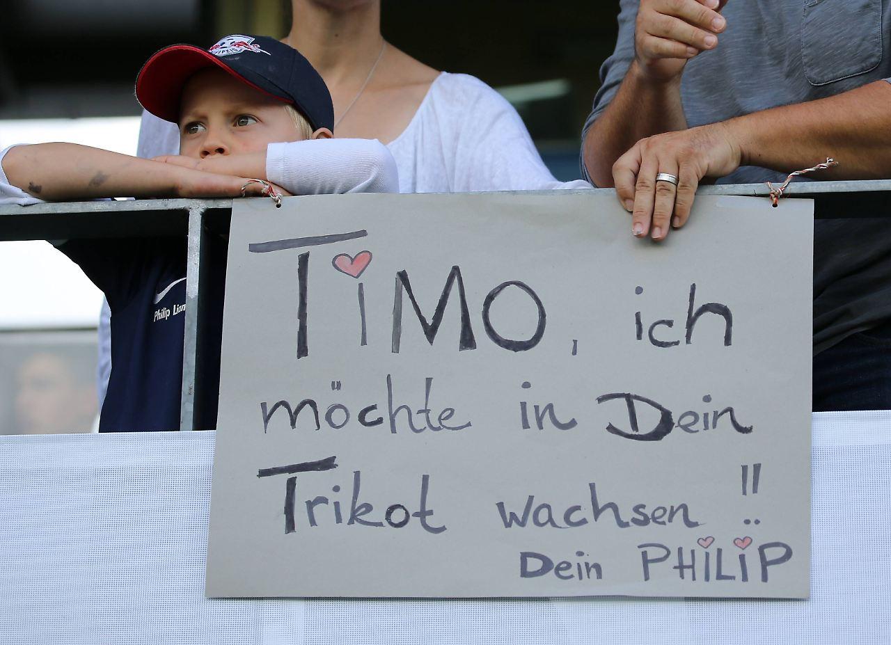 Polizisten beleidigen offenbar Timo Werner