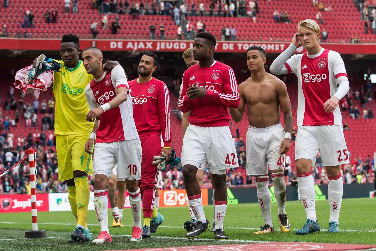 ajax amsterdam europa league