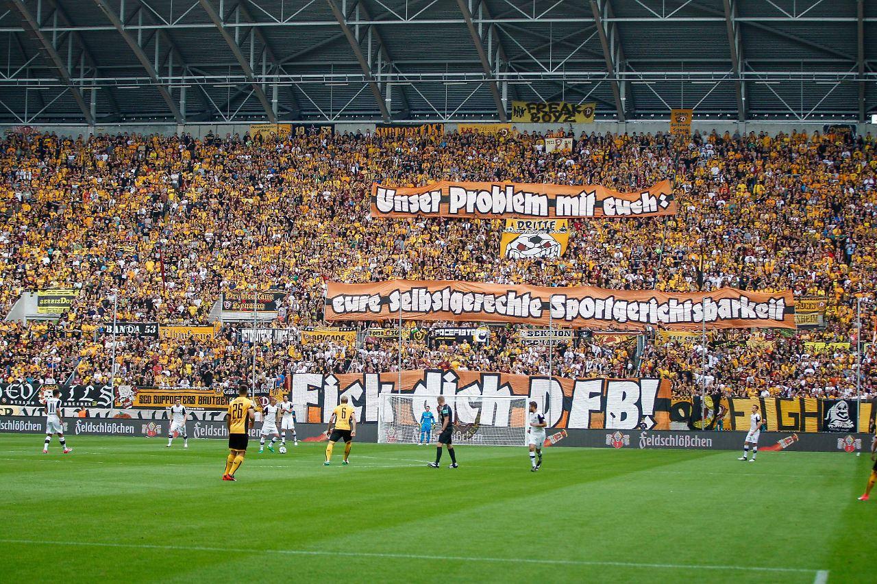 Dynamo Dresden Ultras Videos