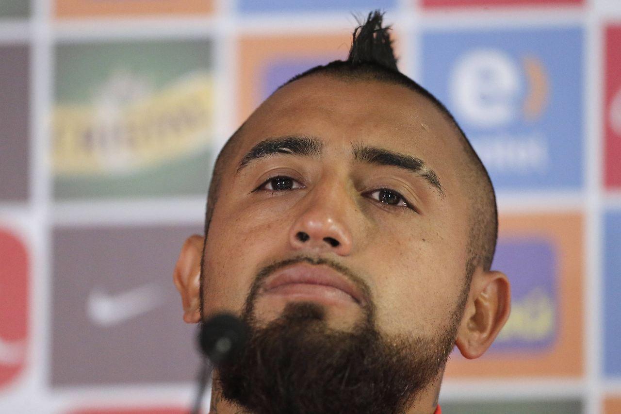 Nach Party-Ärger: Vidal droht mit Rücktritt